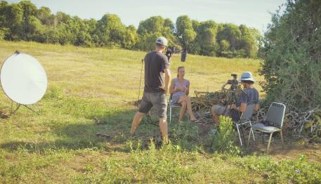 Behind the scenes video Haiti