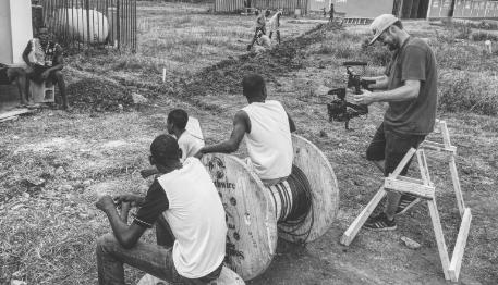 Haiti behind the scenes video