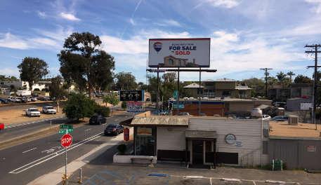 highway billboard images