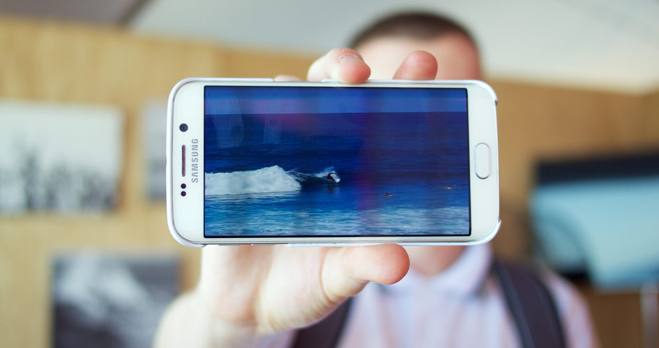 Samsung and surfing had made a big impact on Virtual Reality experience