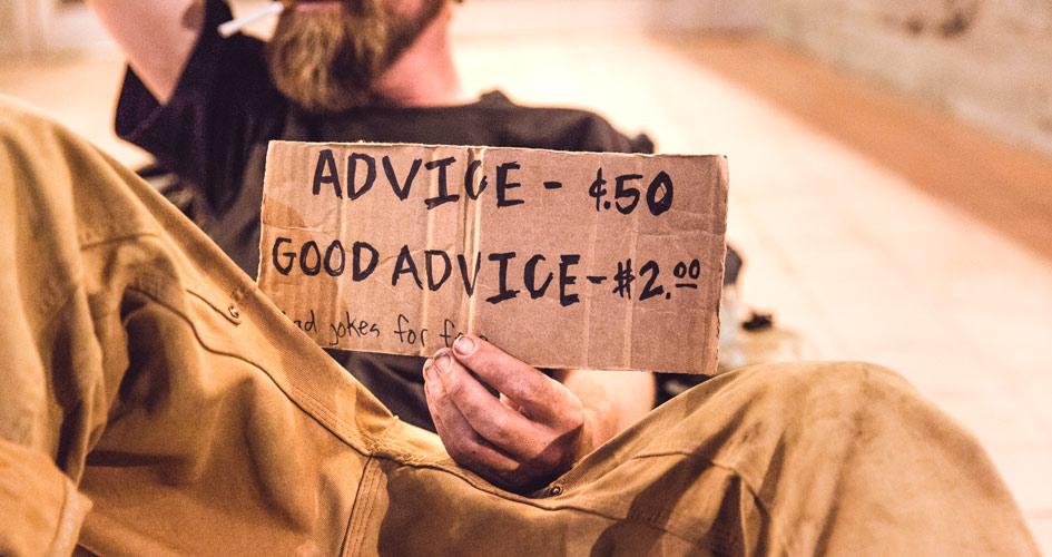 Hiring an agency = Good advice.