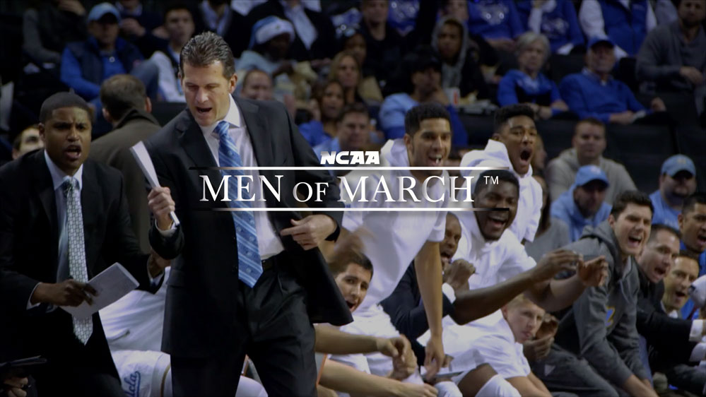 CBS Sports: Men of March Image