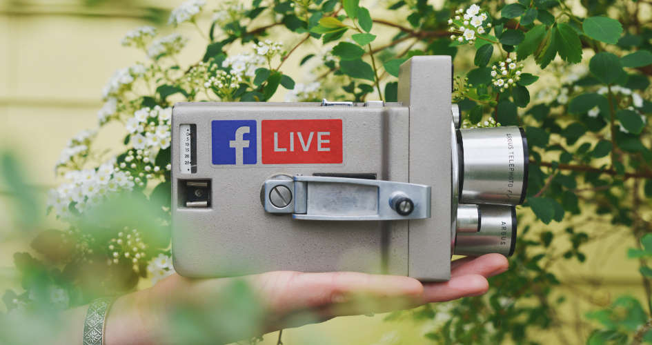 Facebook live video ROI