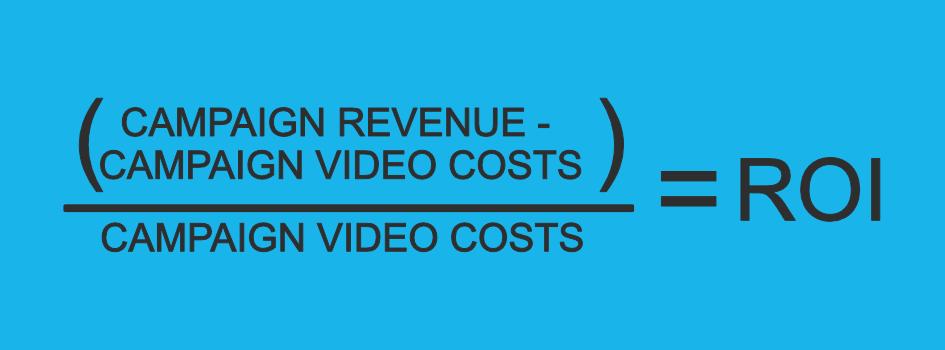Video ROI formula