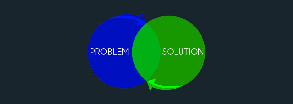 Problem solution authentic story
